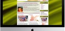 Eine responsive Webseite für Studio Lina in Salzburg