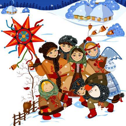 Weihnachten in der ukraine